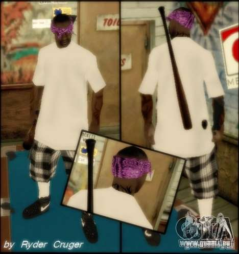 Ballas by R.Cruger pour GTA San Andreas