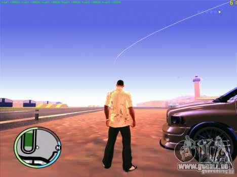 FPS De-Limiter CLEO für GTA San Andreas her Screenshot
