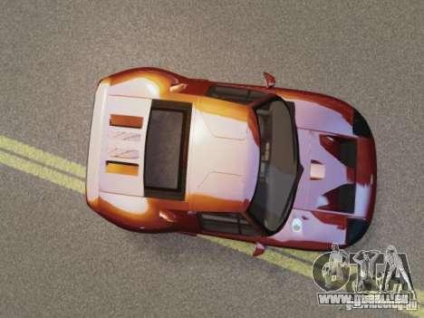 Ford GT pour GTA 4 est un droit