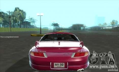 Mitsubishi FTO GP Version R 1998 für GTA San Andreas rechten Ansicht