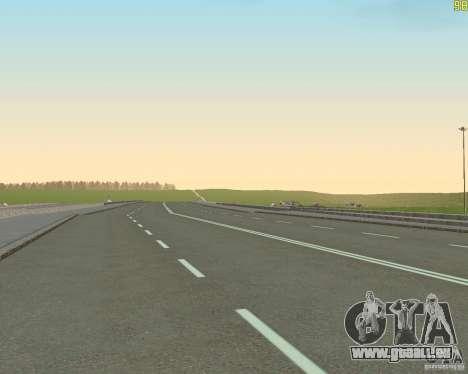 Gebäude der Straße nach Criminal Russland beende für GTA San Andreas fünften Screenshot