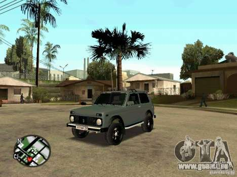 21213 Niva LADA pour GTA San Andreas