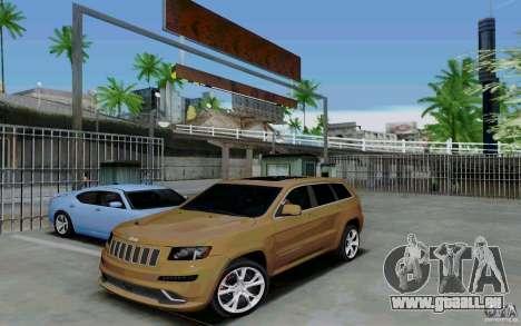 Parkplatz (gegen Gebühr) für GTA San Andreas sechsten Screenshot