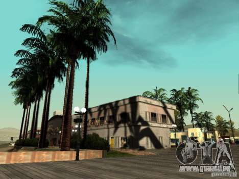 ENBSeries v1.2 für GTA San Andreas her Screenshot