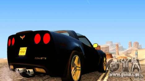 Direct R V1.1 pour GTA San Andreas cinquième écran