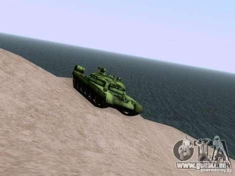 T-80 für GTA San Andreas