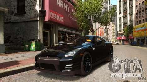 PhotoRealistic ENB V.2 Mid End PCs für GTA 4 fünften Screenshot