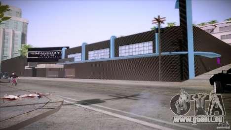 Mansory Club Transfender & PaynSpray für GTA San Andreas fünften Screenshot