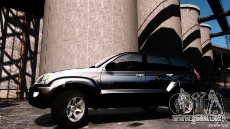 Toyota Land Cruiser Prado für GTA 4 hinten links Ansicht