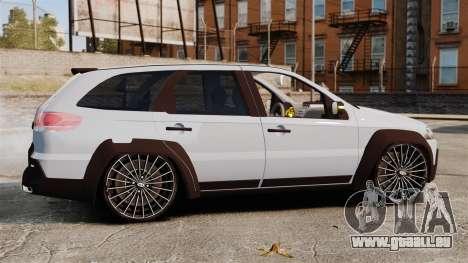 Fiat Palio Adventure Locker Evolution für GTA 4 linke Ansicht