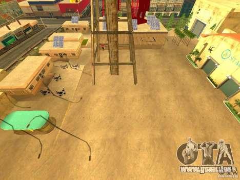New Studio in LS pour GTA San Andreas huitième écran