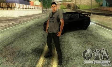 Jack Rourke pour GTA San Andreas