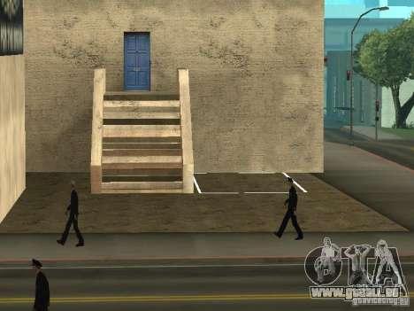 Parking Save Garages pour GTA San Andreas sixième écran
