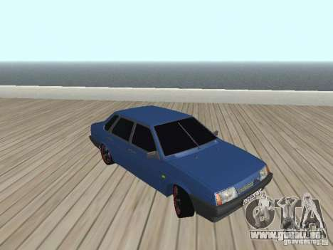 VAZ 21099 v2 pour GTA San Andreas