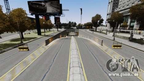 Courses de rue pour GTA 4 quatrième écran