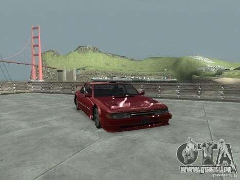 ENBSeries by Chris12345 für GTA San Andreas dritten Screenshot