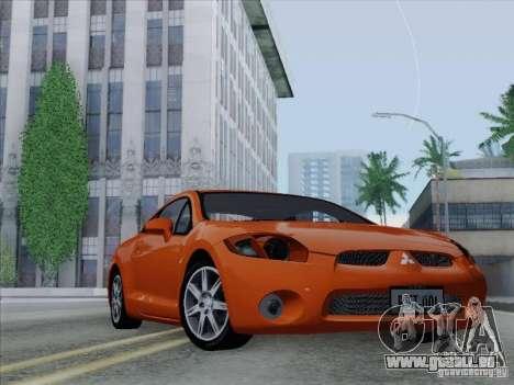 Mitsubishi Eclipse GT V6 pour GTA San Andreas moteur
