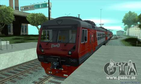 CFR ÈD4M-0431 pour GTA San Andreas