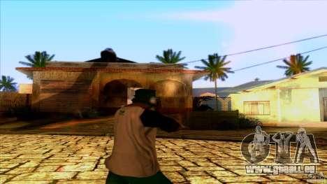 AK-47 from Far Cry 3 für GTA San Andreas dritten Screenshot