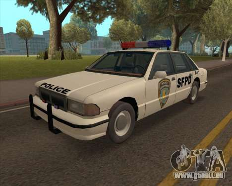 Updated SFPD für GTA San Andreas