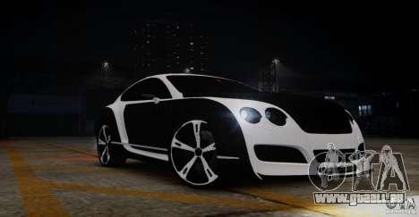 Bentley Continental GT Premier4509 pour GTA 4