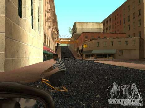 Le New Grove Street pour GTA San Andreas onzième écran