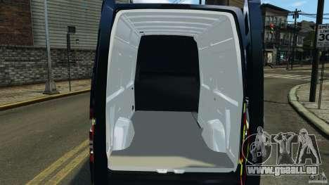 Mercedes-Benz Sprinter Police [ELS] für GTA 4 Seitenansicht