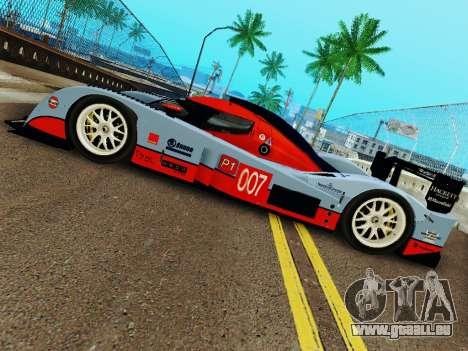 Aston Martin DBR1 Lola 007 für GTA San Andreas rechten Ansicht