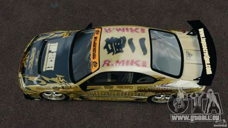 Nissan Silvia S15 D1GP TOP SECRET pour GTA 4 est un droit