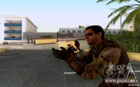 David Mason für GTA San Andreas fünften Screenshot