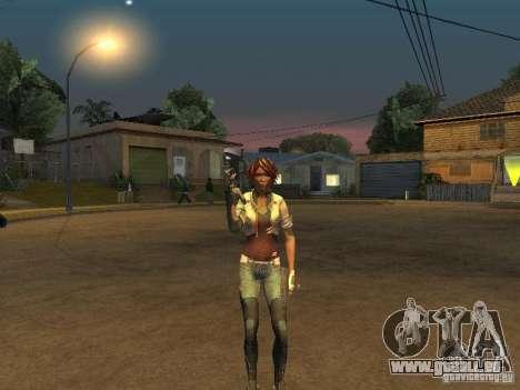 Remember Me Nilin für GTA San Andreas