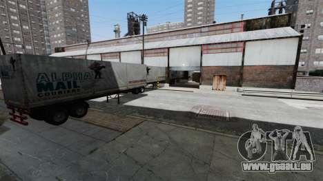 La piste dans le style de Gymkhana pour GTA 4 troisième écran