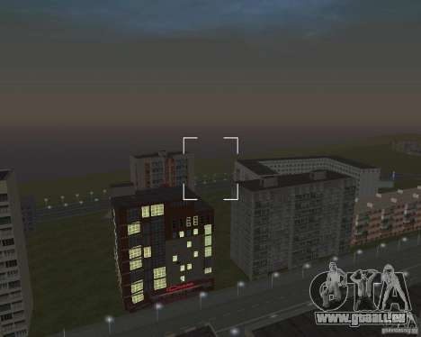 Nižegorodsk v0. 5 BETA für GTA San Andreas dritten Screenshot