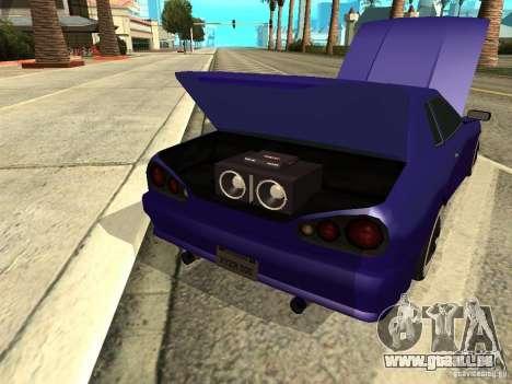 Elegy by W1nston4iK pour GTA San Andreas vue intérieure