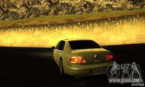 Volkswagen Phaeton 2005 für GTA San Andreas linke Ansicht