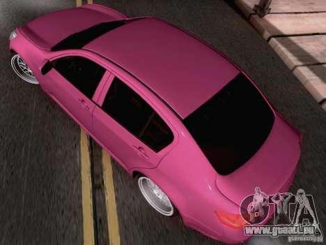 Infiniti G37 Sedan pour GTA San Andreas