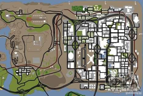 La tour Eiffel depuis Call of Duty : Modern Warf pour GTA San Andreas septième écran