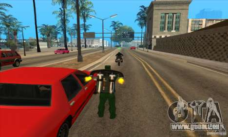 No wanted v1 pour GTA San Andreas