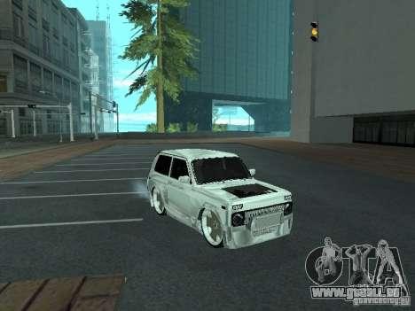 VAZ 2121 Final pour GTA San Andreas