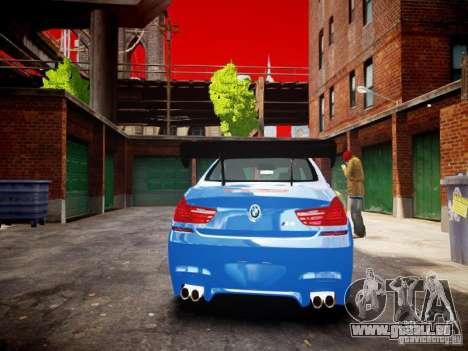 BMW M6 2013 für GTA 4 rechte Ansicht