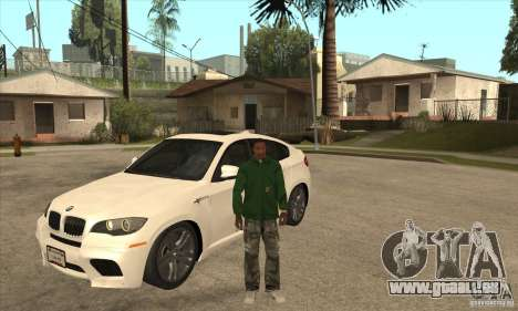 Patch für GTA San Andres Steam V 3.00 für GTA San Andreas her Screenshot