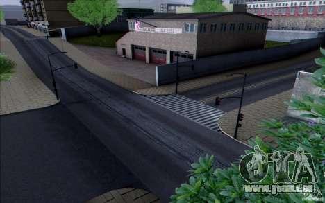 HD Road v3. 0 für GTA San Andreas fünften Screenshot