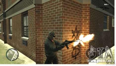 DIE PKK für GTA 4 siebten Screenshot