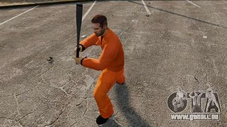 Sam Fisher v5 pour GTA 4 cinquième écran