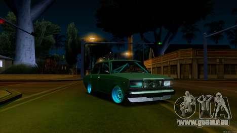 VAZ 2107 Bekämpfung Classics für GTA San Andreas