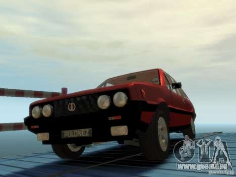 FSO Polonez 2.0X Coupe pour GTA 4