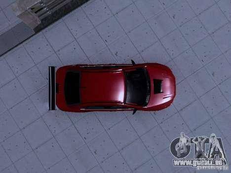Mitsubishi Lancer Evolution X v2 Make Stance pour GTA San Andreas vue de côté