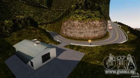 New Akina pour GTA 4 secondes d'écran