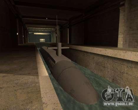 Real New San Francisco v1 für GTA San Andreas achten Screenshot
