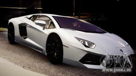 Lamborghini Aventador LP700-4 Twin Turbo UGR für GTA 4